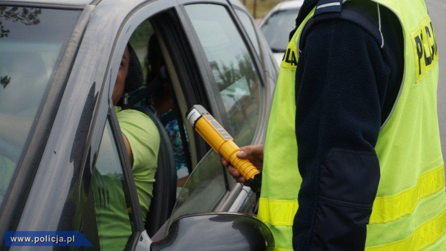 Znalezione obrazy dla zapytania policja trzeźwość