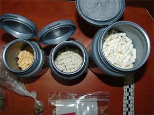 Policja udaremniła kolejny przerzut narkotyków