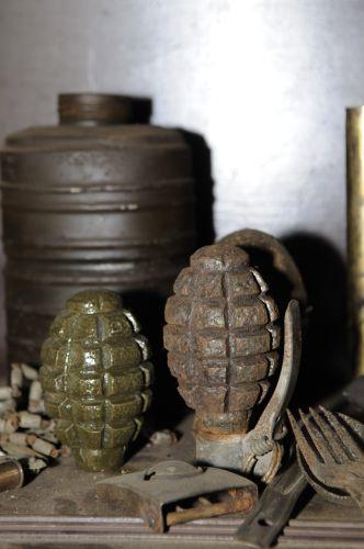 7a8e8364caa9 Kolekcjonerowi starych militariów nie postawiono jeszcze zarzutów