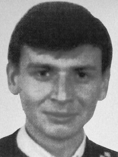 młodszy aspirant Tadeusz Świerkot