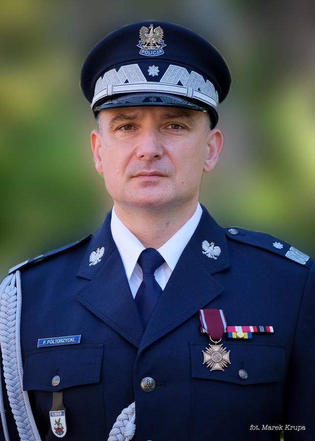 insp. Paweł Półtorzycki