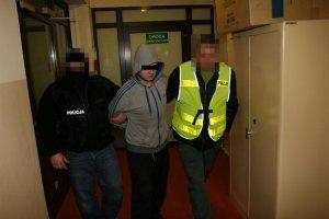 Policjanci zatrzymali poszukiwanego Europejskim Nakazem Aresztowania
