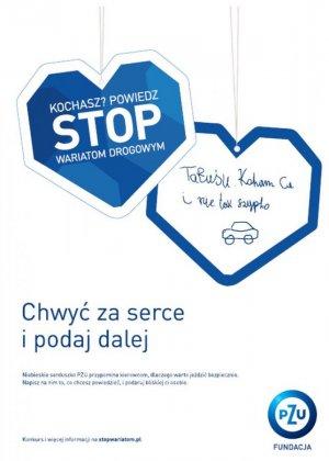 Kochasz? STOP Wariatom Drogowym