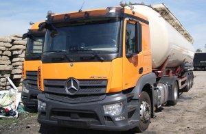 Ciężarówki skradzione w Niemczech odzyskane w Polsce