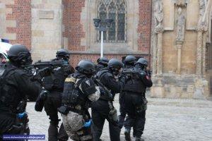 MIĘDZYNARODOWE ĆWICZENIA POLICYJNYCH I WOJSKOWYCH JEDNOSTEK ANTYTERRORYSTYCZNYCH