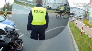 Poszukujemy sprawcy potrącenia policjanta