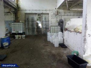 wnętrze fabryki